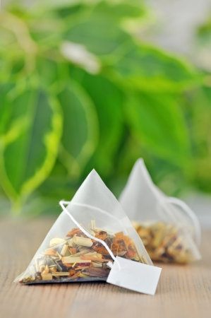 tea bags Stock Photo - 16475339