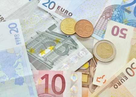 euro money Stock Photo - 20777752