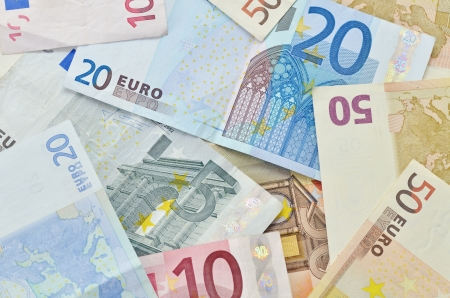 euro money Stock Photo - 16480306