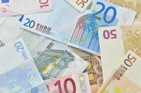 euro money Stock Photo - 16480306
