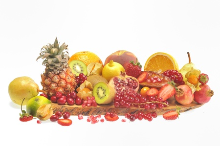 various fruits  Stock Photo - 16477438