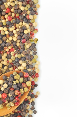mixed pepper Stock Photo - 16476537