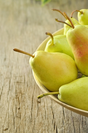 flavorful pears Stock Photo - 16477786