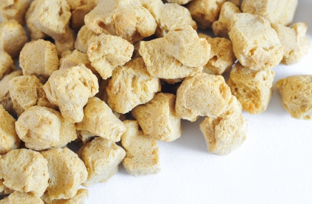 substitution: Soy Protein Stock Photo