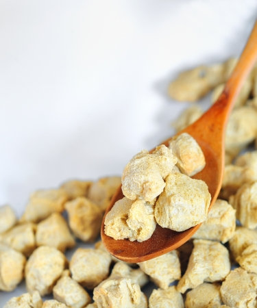 substitute: Soy Protein Stock Photo