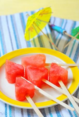 fresh Watermelon Stock Photo - 16486311
