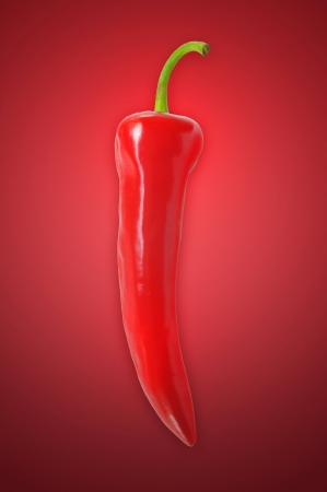 red pepper Stock Photo - 16509456