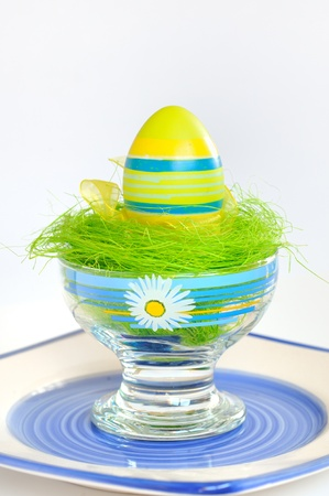 Painted Colorful Easter Egg Stock Photo - 16481440