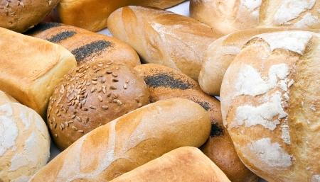 vielen Brot