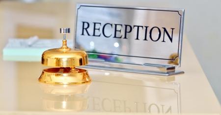 Glocke im Hotel