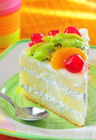 fruit cookie slice Stock Photo - 16481445