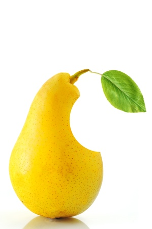 pear concept Stock Photo - 16480208