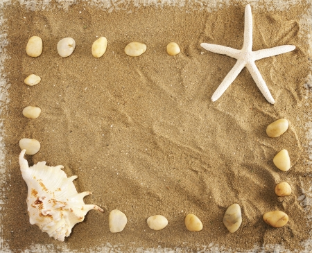 Beach Border