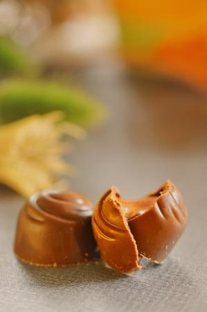 chocolate candies Stock Photo - 16481752