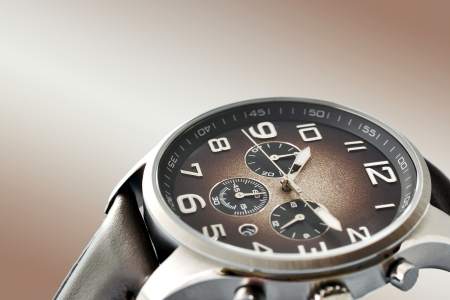 mans watch: reloj de los hombres