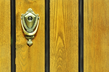 door knocker  photo