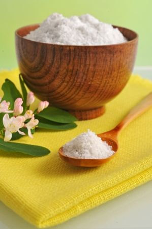 healthy salt Stock Photo - 16481803