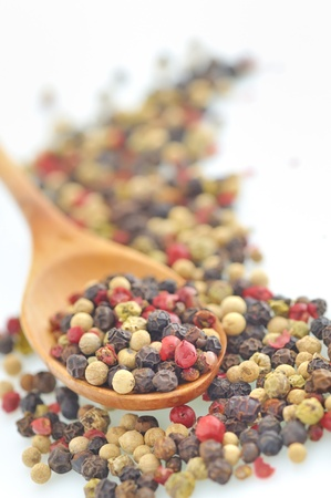 mixed pepper Stock Photo - 16480994