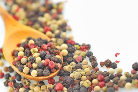 mixed pepper Stock Photo - 16481003