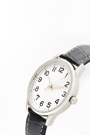 Close-up of men's watch Stock Photo - 16483245