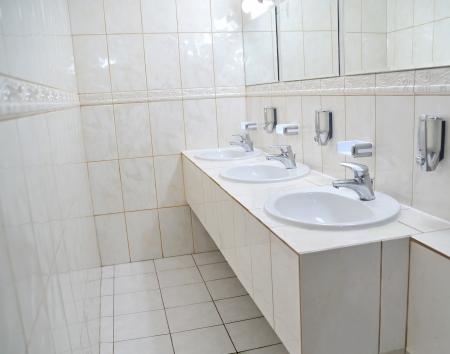 public washroom Stock Photo - 16480817
