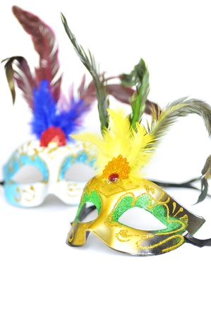 Carnival Masks Stock Photo - 16480701