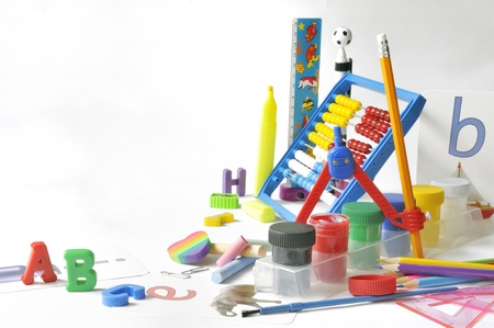 school things  Stock Photo - 16480549