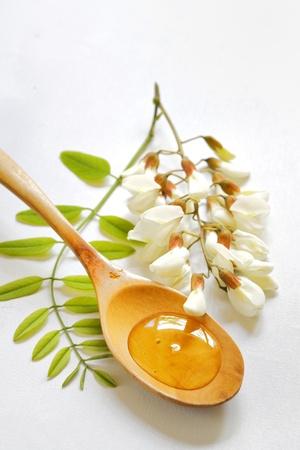 golden honey: acacia honey