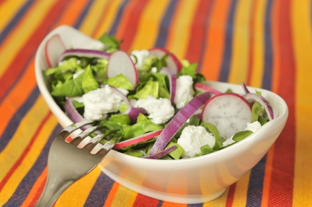 spinach salad Stock Photo - 20777688