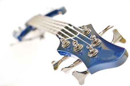 Electric Bass Guitar Stock Photo - 16516905