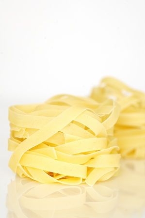 Italian pasta closeup Stock Photo - 16567259