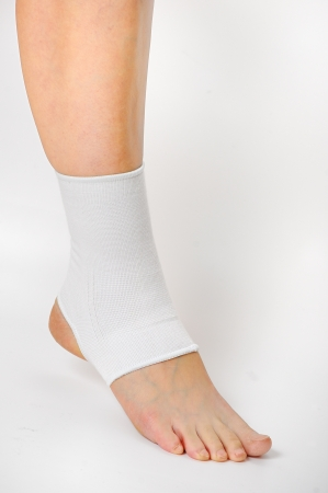 Ankle brace Stock Photo - 16822690