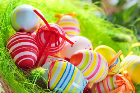 Easter Eggs Stock Photo - 17748275