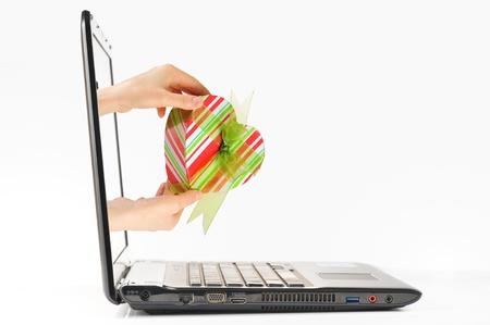 online present Stock Photo - 17931839