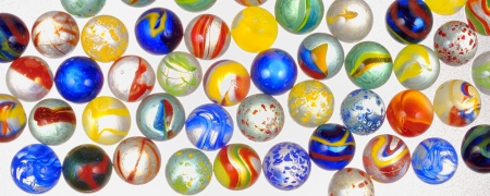 different glass balls Stock Photo - 17931843