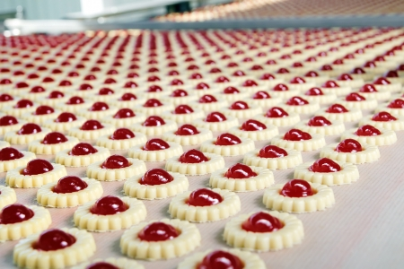food industry: Production of biscuits