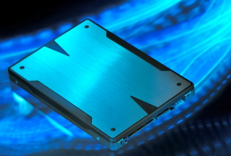 speed solid state drive storage