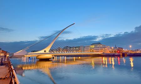 arpa: El puente de Samuel Beckett en la noche