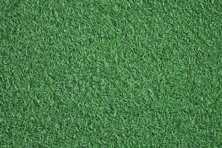 Fausse herbe utilisée sur les terrains de sport pour le football, le baseball, le golf et le football