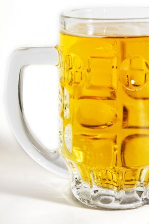 Light beer Stock Photo - 4970312