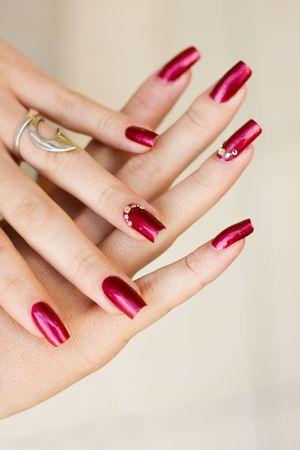 fingernail: Manicure