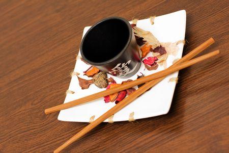 Chinese decoration photo