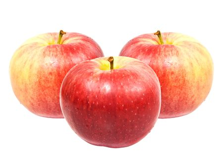 environmen: Red sweet apples