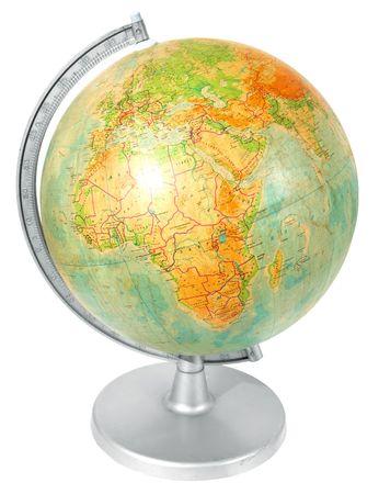Old school globe
