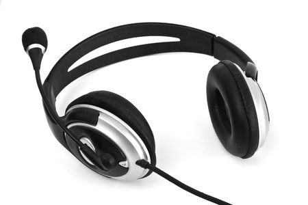 Headphones Stock Photo - 5607165