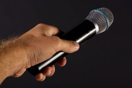 Microphone Stock Photo - 5607176