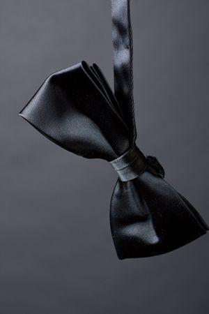 Butterfly-necktie photo