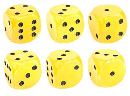 odds: Yellow dice