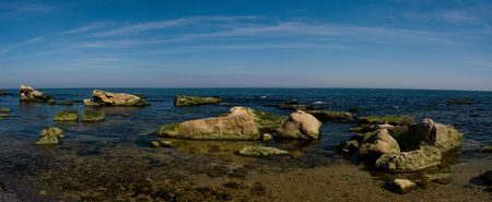 Sea shore Stock Photo - 6867264