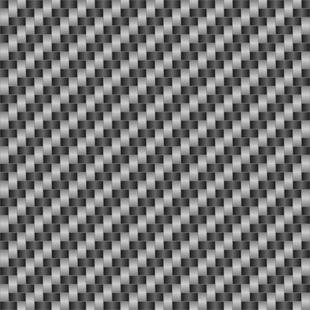 Seamless carbon texture, car tuning photo